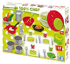 Игровой Набор посуды Современная Хозяйка Ecoiffier 2621