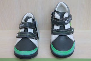 Демисезонные ботинки на мальчика Tom.m р.22, фото 3