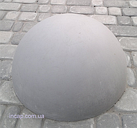Полусферы бетонные