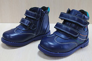 Демисезонные ботинки на мальчика Tom.m р.23, фото 3