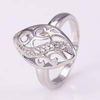 Замечательное кольцо с фианитами XP 12263 -18