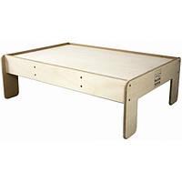 Игровой деревянный стол Plan Тoys (80х120 см)