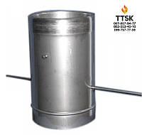 Регулятор тяги (Кагла) с термоизоляцией