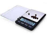 Профессиональные ювелирные весы xy-8007 до 600 грамм (шаг 0.01), фото 1