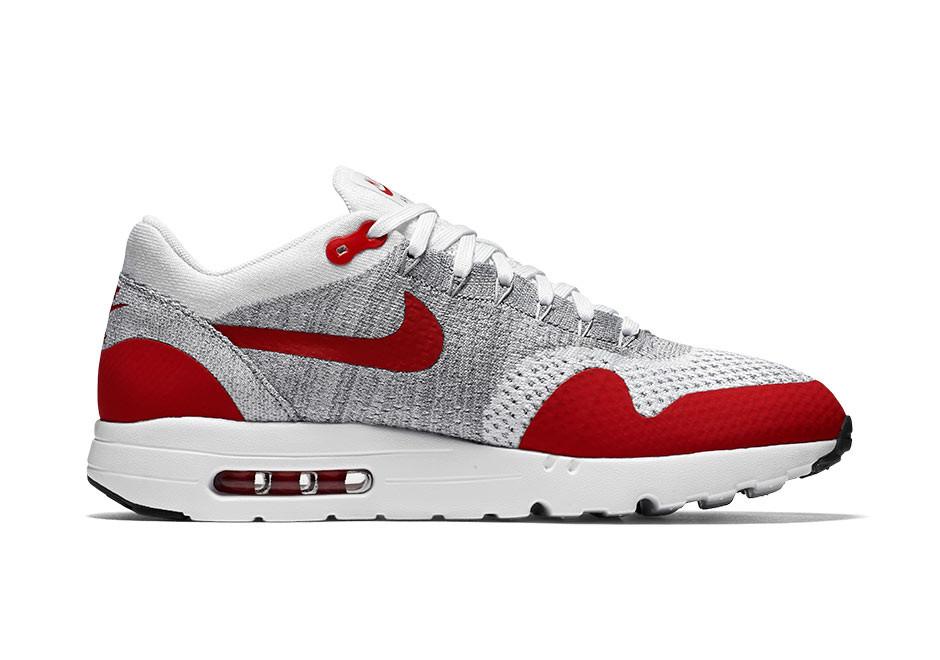 Мужские кроссовки  Nike Air Max 1 Flyknit