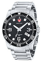 Мужские наручные часы SWISSEAGLE DIVE SE-9007-11