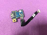 Acer 4810 плата включения + usb