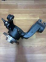 Кулак поворотный передний R в сб. (+ступица+подшипник+шаровая) T5/T6 2,6-3t  VW