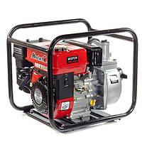 Бензиновая мотопомпа для чистой воды Matari MGP20 Производительность 600 л/мин.
