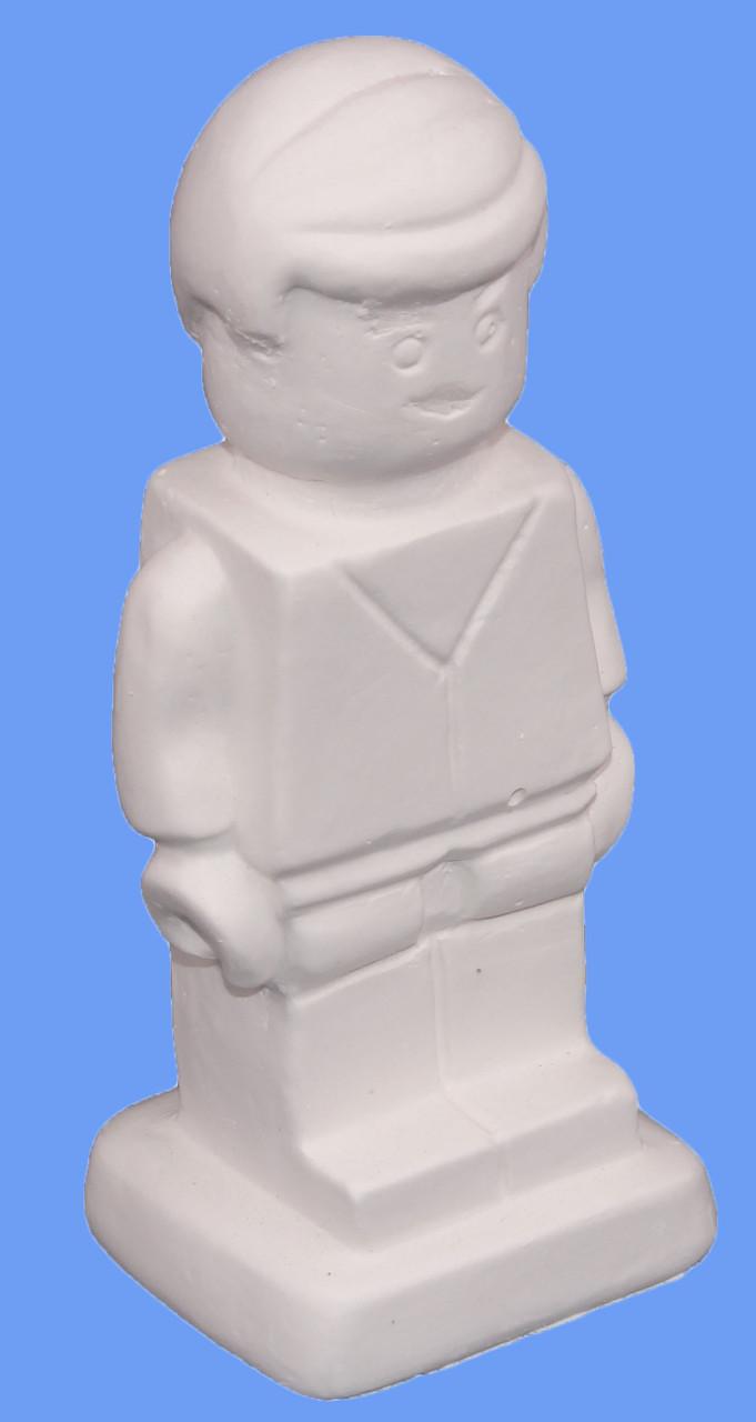 """Гипсовая фигурка для раскрашивания """"Лего Еммет"""" ЛЕ-132"""