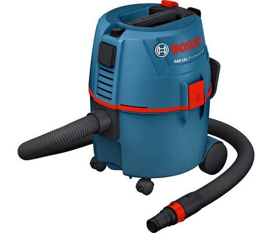 Пылесос GAS 20 L SFC , Bosch , фото 2