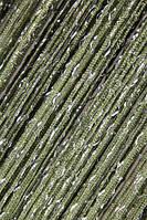 Дождь №210  Болотный  / Серебро