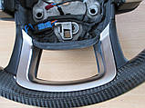 Руль карбоновый на Range Rover Sport L494 (2013-...) , фото 7