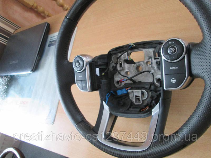 Руль карбоновый на Range Rover Sport L494 (2013-...)
