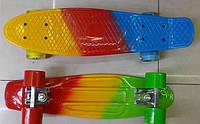 Скейт Пенни Penny Board 17053 колёса PU свет, 55*14см