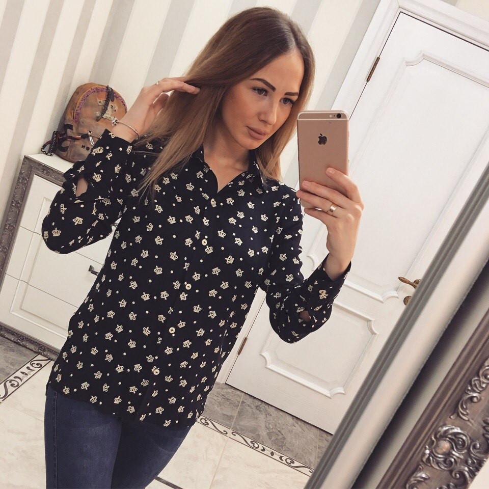 Рубашки Женские В Клетку Купить