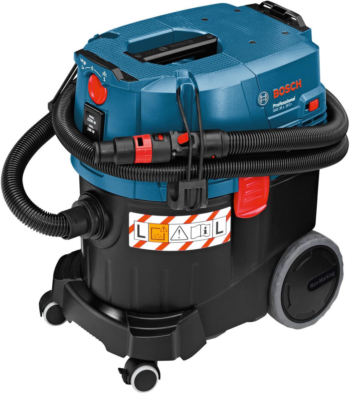 Пылесос GAS 35 L SFC + , Bosch