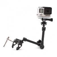 Универсальное крепление для GoPro на музыкальные инструменты