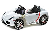 Детский электромобиль Carrera GT (белый), фото 1