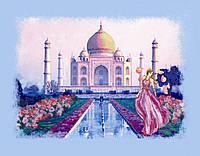 Набор для вышивки бисером Волшебная Индия ВБ1046