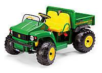 Детский электромобиль Peg-Perego John Deere Gator HPX зеленый