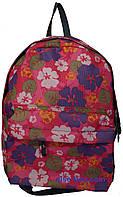 Школьный рюкзак для девочек цветной