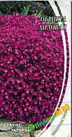 """Семена цветов Обриета лиловая, 0.1 г, """"Семена Украины"""" Украина"""