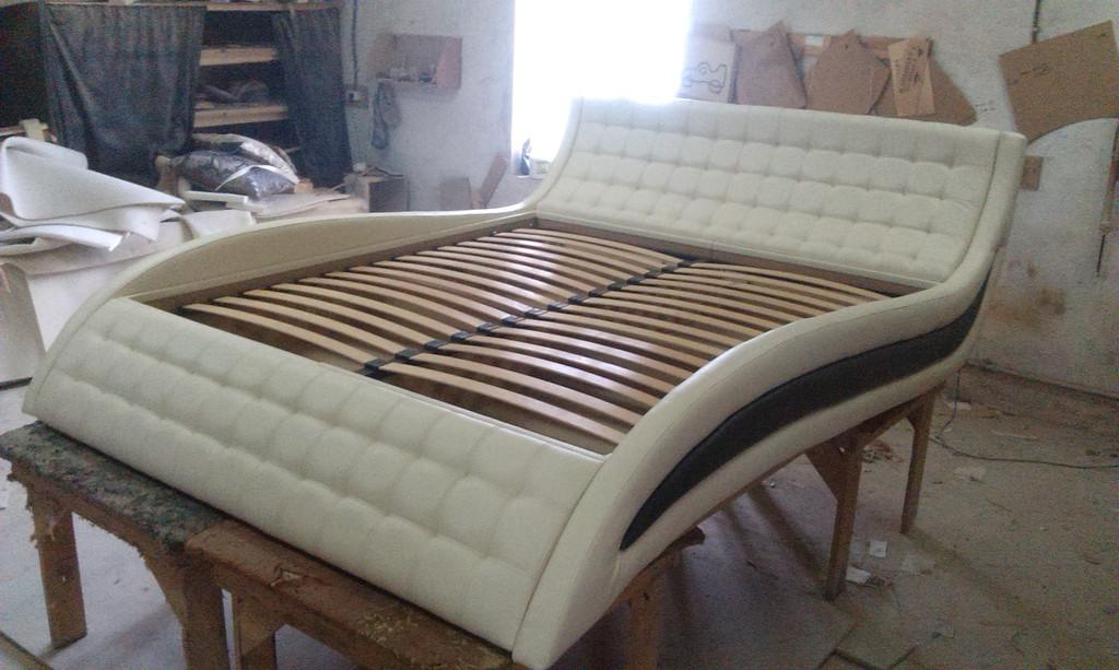 Двоcпальне ліжко Фенікс 1