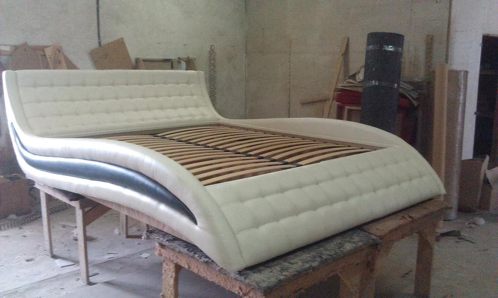 Двоcпальне ліжко Фенікс 3