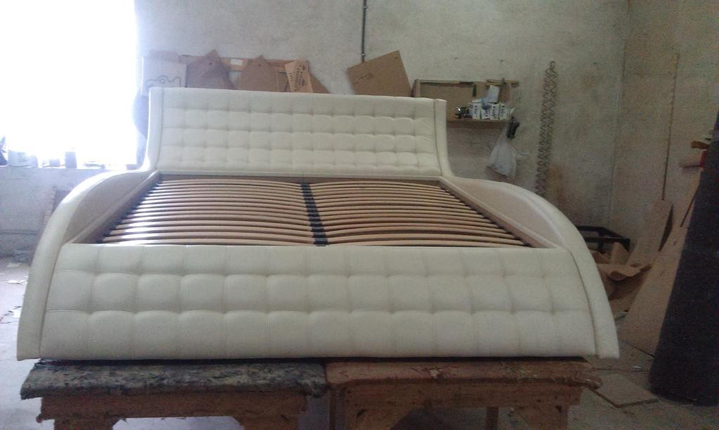 Двоcпальне ліжко Фенікс 4
