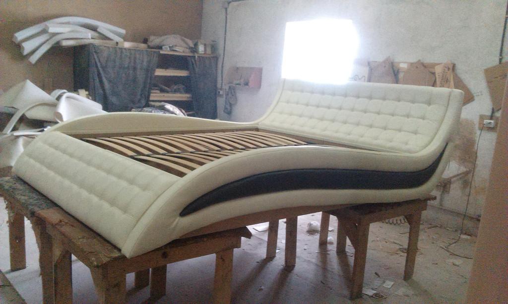 Двоcпальне ліжко Фенікс 5