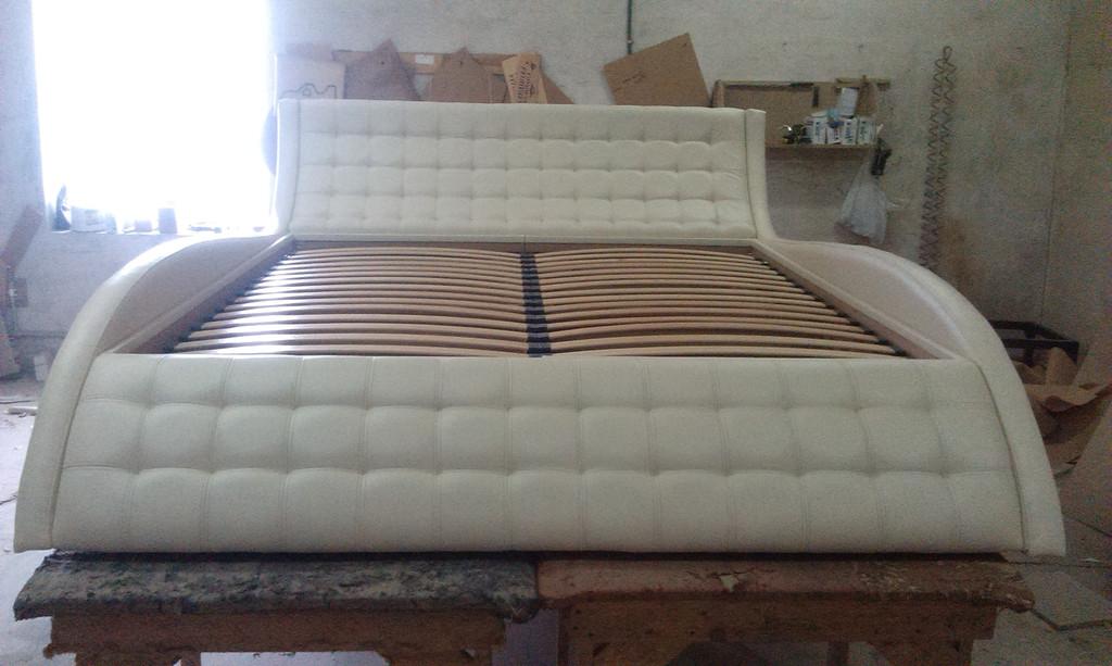 Двоcпальне ліжко Фенікс 6