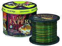 Леска CARP EXPERT 0.25мм multicolor 1000м
