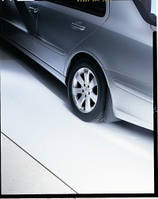 Mercedes E-Class W211 Бризговики задние Avantgard Новые Оригинальные