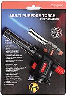 Газовая горелка пьезо Torch WS-504C