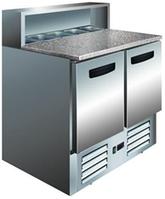 Стол холодильный для пиццы SARO GIANNI ECO PS 900