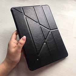 Чехол пластик черный для iPad Air 1 треугольник