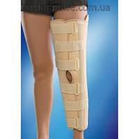 Бандаж MedTextile 6112 на коленный сустав с ребрами жесткости с усиленной фиксацией (ТУТОР) MedTextile 6112