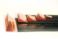 Шина медная гибкая в изоляции Maxiflex 40х1х10мм