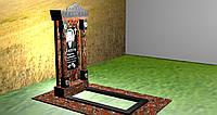 Памятник гранитный комплект 15
