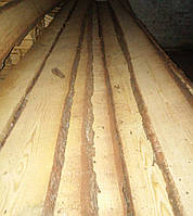 Доска сосновая сухая н/о столярная 1 сорт 30 мм.