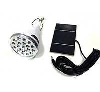 Светодиодная лампа с аккумулятором + Солнечная батарея Solar Led Light GR-020