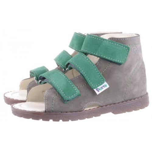 a9c621152 Детская профилактическая обувь для дома Mrugala 1110-86 - МедИмпульс -  интернет магазин медтехники с