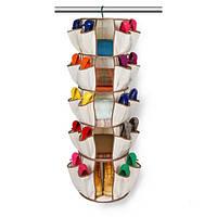 Органайзер-карусель для хранения обуви и одежды Smart Carousel Intake