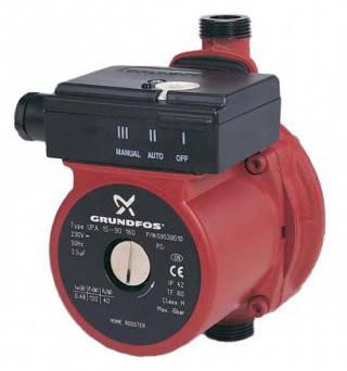 Насос для повышения давления GRUNDFOS UPA 15-90 160