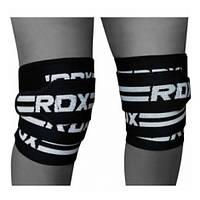 Бинты для приседаний RDX Black