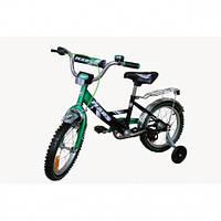 Велосипед детский Марс 20 зелено/черный