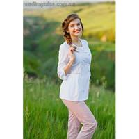 Медицинская Одежда - костюм Миледи (пыльняя роза)
