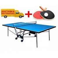 Всепогодный теннисный стол GSIsport G-street 4