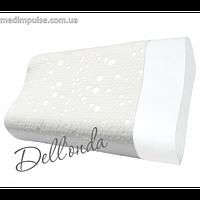Ортопедическая подушка повышенного комфорта (форма волны) Dell aonda (арт. P106) 590 x 380 x 108 мм